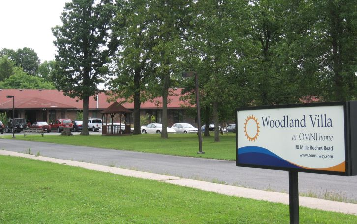 Woodland Villa 1