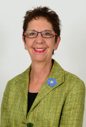 Alzheimer Society of Canada CEO Mimi Lowi-Young